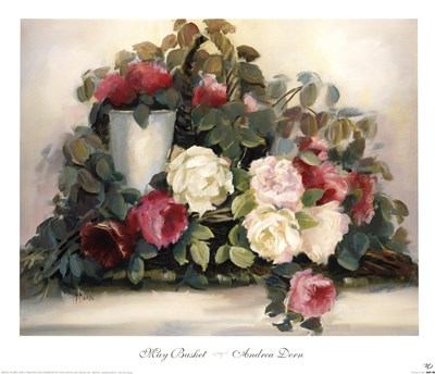 May Basket Poster by Andrea Dern for $37.50 CAD