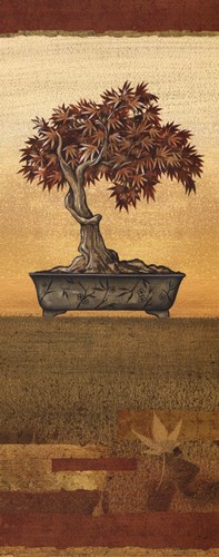 Bonsai IV - Mini Poster by Charlene Audrey for $16.25 CAD