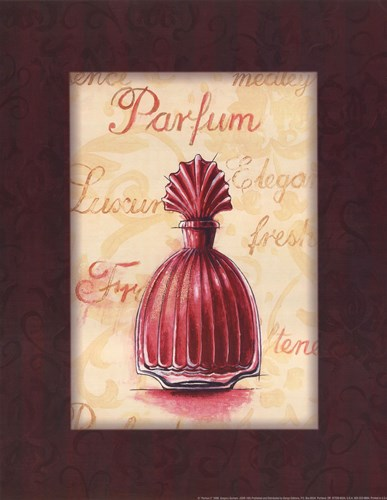 Parfum II Poster by Gregory Gorham for $13.75 CAD
