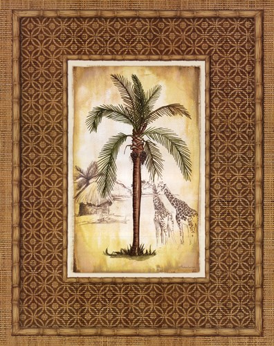 South Palm IV Poster by Andrea Laliberte for $18.75 CAD