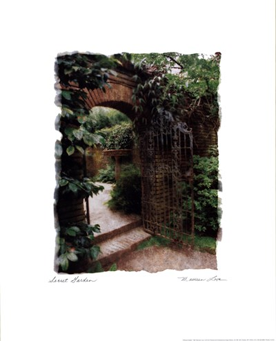 Secret Garden Poster by Maureen Love for $21.25 CAD