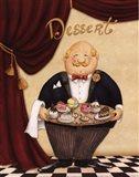 Waiter - Dessert