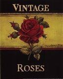 Vintage Roses - Mini