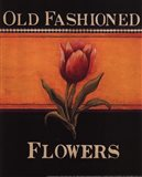 Old Fashioned Flowers - Mini