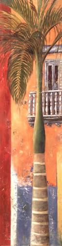 Balcones De Cartagena II Poster by Patricia Pinto for $37.50 CAD