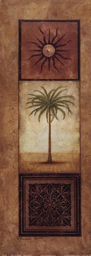 Palm In The Sunlight Poster by Michael Marcon for $12.50 CAD