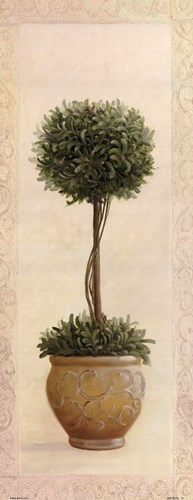 Topiary Ball I Poster by Unknown for $15.00 CAD