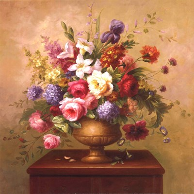 Heirloom Bouquet I Poster by Ralph Steiner for $15.00 CAD