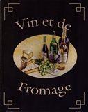 Vin Et De Fromage