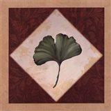 Diamond Leaves II