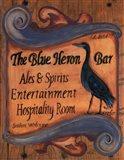 The Blue Heron Bar