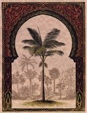 Moorish Palms I