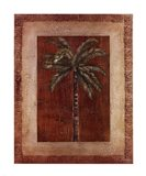 Palm With Border I