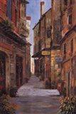 Village Alleyway