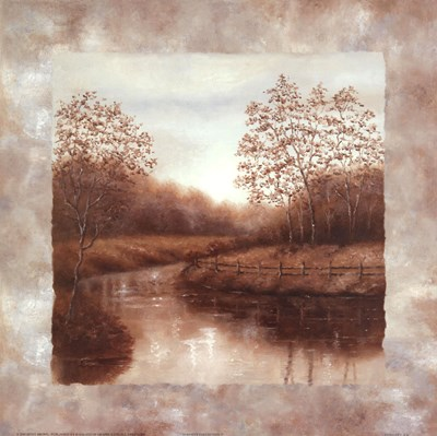 Serenity Collection I Poster by Betsy Brown for $13.75 CAD