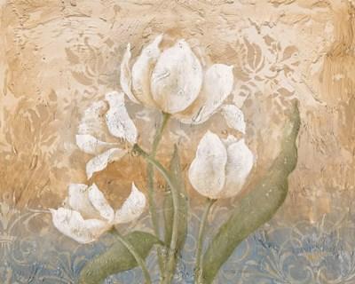 Fleurs Meditatives II Poster by Eugene Tava for $33.75 CAD