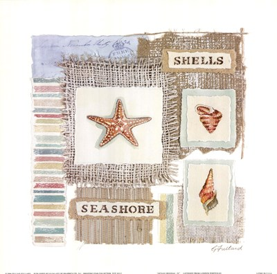 Ocean Original IV Poster by Gillian Fullard for $13.75 CAD