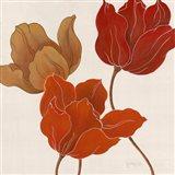 Austin's Tulips I
