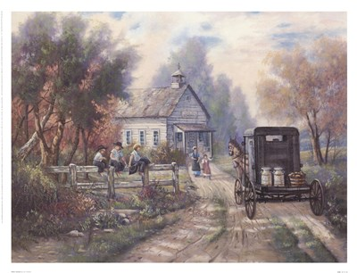 After School Poster by Carl Valente for $35.00 CAD