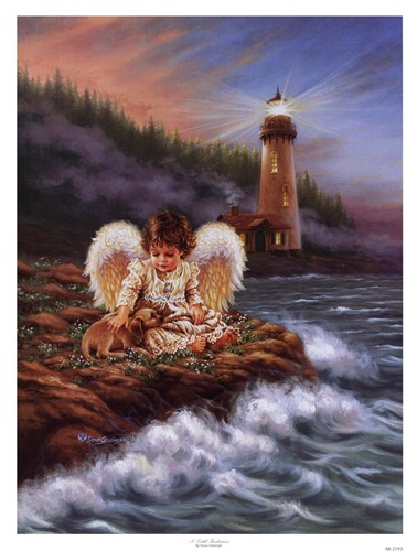 A Little Tenderness Poster by Dona Gelsinger for $23.75 CAD