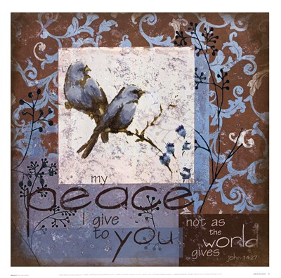 Bluebird 2 Poster by Julie Ueland for $22.50 CAD