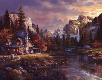 Home At Last Poster by James Lee for $20.00 CAD
