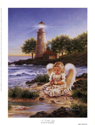 A Little Joy Poster by Dona Gelsinger for $10.00 CAD