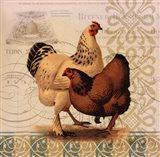 Chickens & Scrolls I