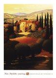 Green Hills of Tuscany II