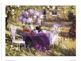 Lilac Tea Party