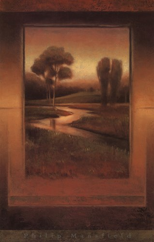 Golden Horizon II Poster by Phillip Mansfield for $50.00 CAD