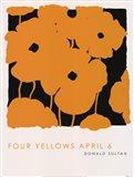 Four Yellows April 6