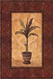 Palm Mosaic I