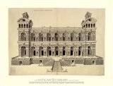 Facade d'un Palais, (The Vatican Collection)