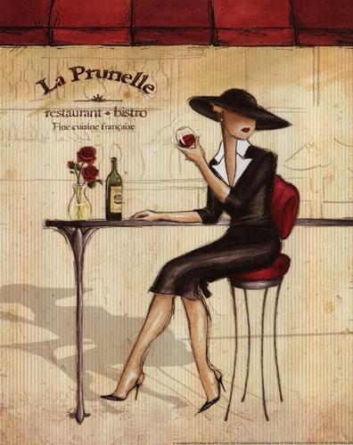 Femme Elegante IV Poster by Andrea Laliberte for $13.75 CAD