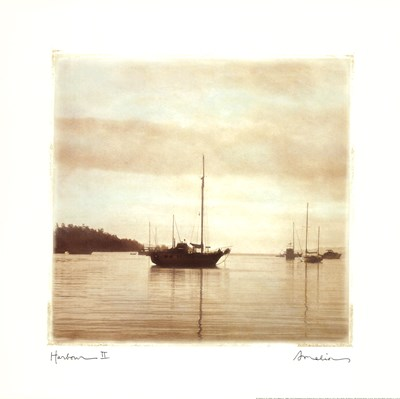 Harbour II Poster by Amy Melious for $16.25 CAD