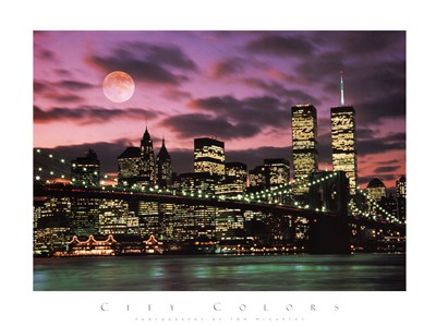 New York City Poster by Tom Mccarthy for $37.50 CAD