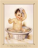 Baby In The Tub