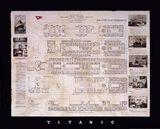 Titanic Deck Plan