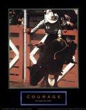 Courage-Bull Rider