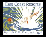 East Coast Resorts - London & North Eastern Railway circa 1930