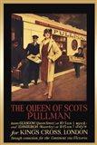 Vintage Travel - Queen Of Scots