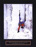 Determination - Ice Climber