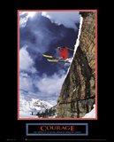 Courage-Skier