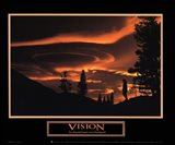 Vision-Gold Sky