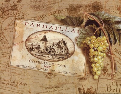 Pardaillan Poster by Pamela Gladding for $12.50 CAD