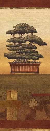 Bonsai II - Mini Poster by Charlene Audrey for $15.00 CAD