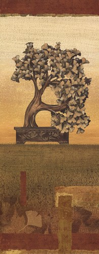 Bonsai III - Mini Poster by Charlene Audrey for $15.00 CAD