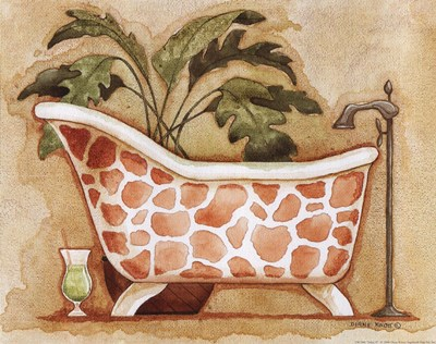 Safari II Poster by Diane Knott for $10.00 CAD