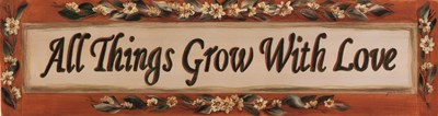 All This Grow Poster by Grace Pullen for $16.25 CAD